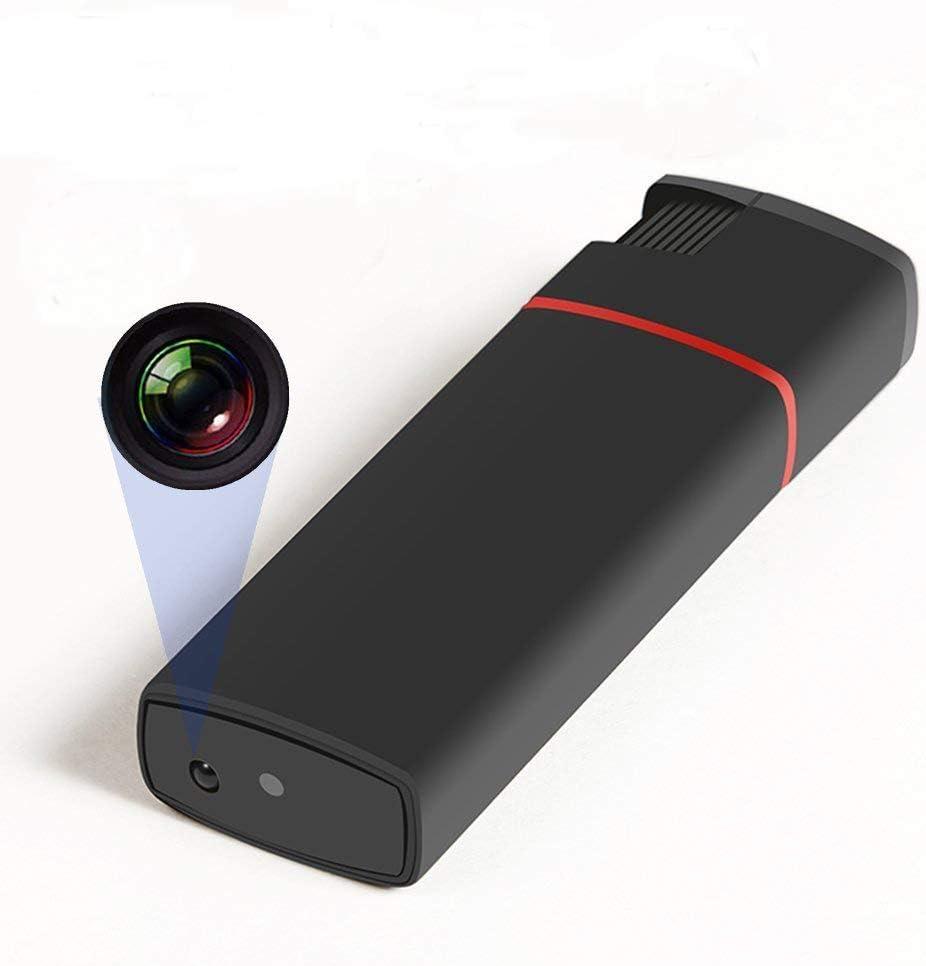 Versteckte Spion Kamera Hd 1080p Feuerzeug Usb Dvr Kindermädchen Cam U Disk Video Recorder Tragbare Mini Dv Ir Automatische Nachtsicht Ohne Objektiv Loch Baumarkt