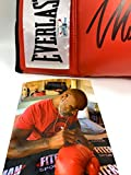 Mike Tyson Signed Autograph Boxing Glove Black Ink