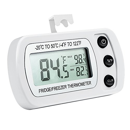 fridge and freezer thermometer - 6