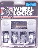 Gorilla Automotive 71671N Acorn Wheel Locks (7/16'' Thread Size)