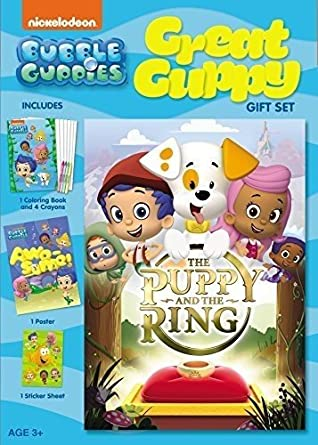 Bubble Guppies The Puppy And Ring