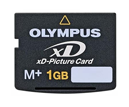 Amazon.com: 1GB 1 GB XD PICTURE CARD OLYMPUS NEW: Office ...