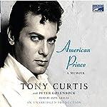 American Prince: A Memoir   Peter Golenbock,Tony Curtis