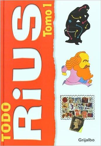 Los mejores libros para descargar en kindle Todo Rius: 1 (Obras De Rius) in Spanish PDF RTF