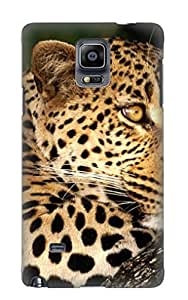 For Galaxy Note 4 Fashion Design Animal Leopard Case-aPJteO-5914-VPnsz / Cover Specially Made For Thanksgiving Day's Gift