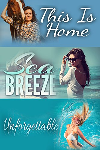 Claire Decker Bundle (This Is Home, Sea Breeze, Unforgettable)