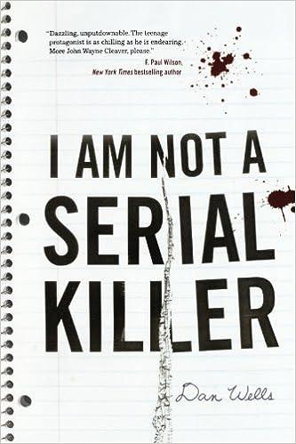 amazon i am not a serial killer john cleaver books paperback