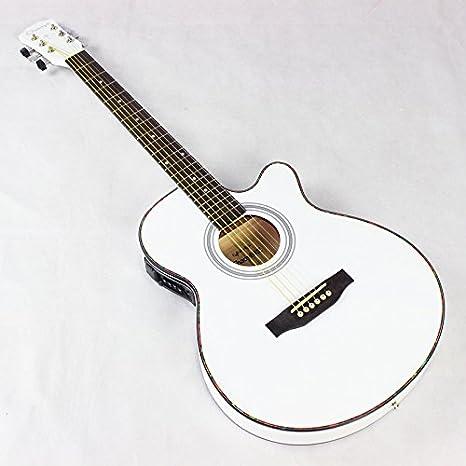 GFEI _ ultra - delgada de madera de abeto blanco guitarra guitarra ...