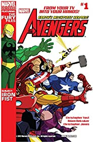 Marvel Universe Avengers: Earth's Mightiest Heroes (2012-2013) #1 (English Edit