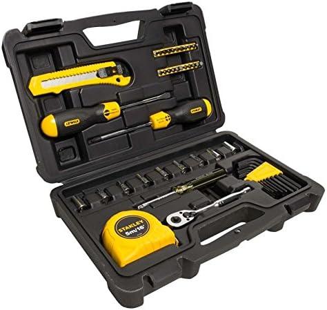 Stanley SMT0-74864 - Juego de herramientas de 51 piezas: Amazon.es: Bricolaje y herramientas