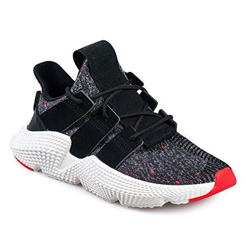 Adidas Prophere Menns Joggesko Cq3022 Kjerne Svart / Rød Solar