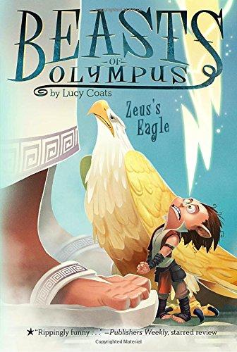 Zeus's Eagle #6 (Beasts of Olympus)