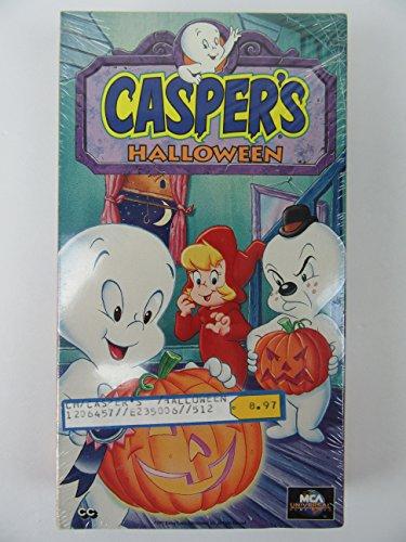Casper's Halloween [VHS] -