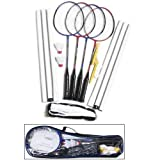 Athletic Specialties Gamecraft Badminton Set