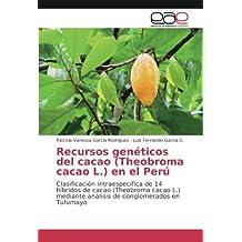 Recursos genéticos del cacao (Theobroma cacao L.) en el Perú: Clasificación intraespecífica de 14 híbridos de cacao (Theobroma cacao L.) mediante análisis de conglomerados en Tulumayo