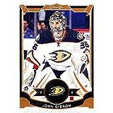 John Gibson Hockey Card 2015-16 O-pee-chee #278 John Gibson
