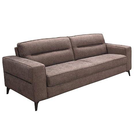 AMG DIVANI Virginia sofá Apertura Rapido 140 * 196 cm ...