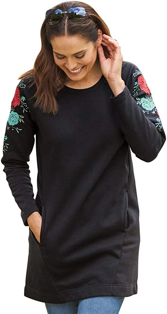 AmeriMark Embroidered Sweatshirt