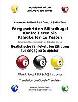 Fortgeschritten Billardkugel Kontrollieren Sie Fahigkeiten zu Testen:...