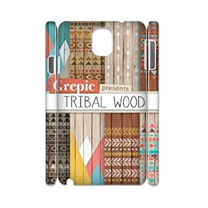 Aztec Wood 3D-Printed ZLB606377 Unique Design 3D Cover Case for Samsung galaxy note 3 N9000