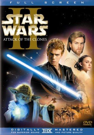 Star Wars Episode 2: Attack of Clones [DVD] [2002] [Region 1] [US Import] [NTSC]