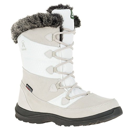Polarwide Women's Light Snow Boot Grey Kamik 4PzxqBnwq