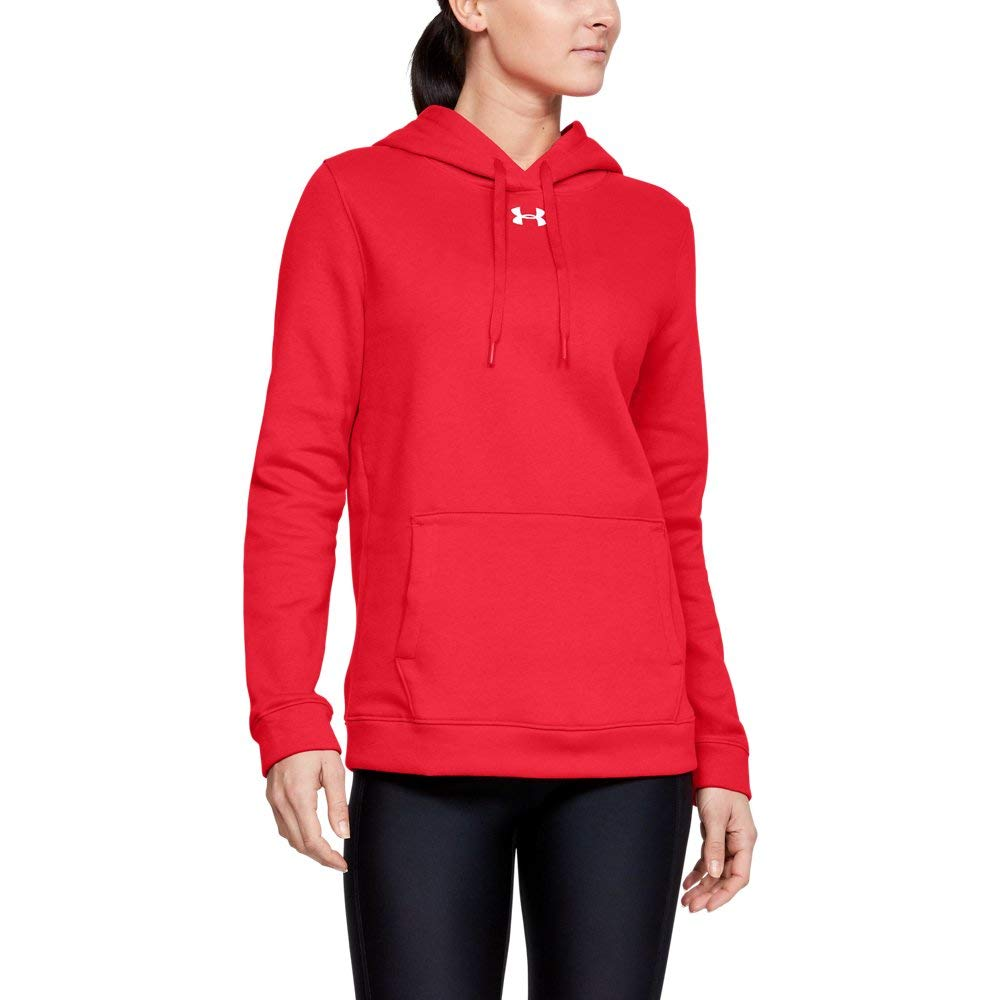 Under Armour UA Rival LG Red by Under Armour