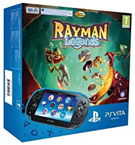 PlayStation Vita - Consola Wi-Fi + Rayman Legends: Amazon.es ...