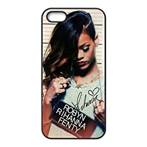 Happy Robyn Rihanna Fenty Cell Phone Case for Iphone 5s