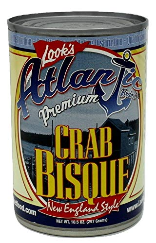 Crab Bisque New England Style ()