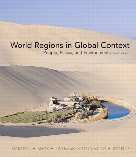 Books a la Carte for World Regions in Global Context: People, Places, and Environments (4th Edition)