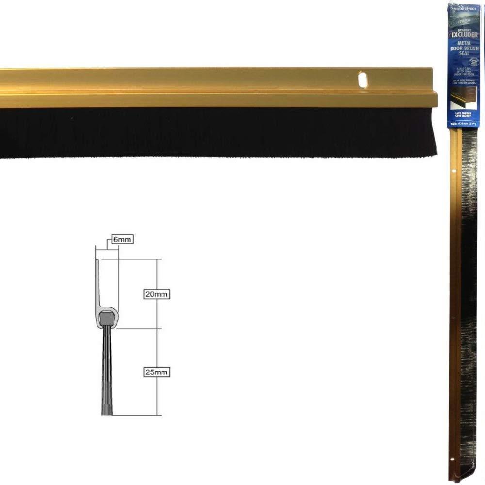STORMGUARD 02SR0190838G - Puerta (tamaño: 838mm (29