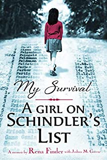 Book Cover: My Survival: A Girl on Schindler's List