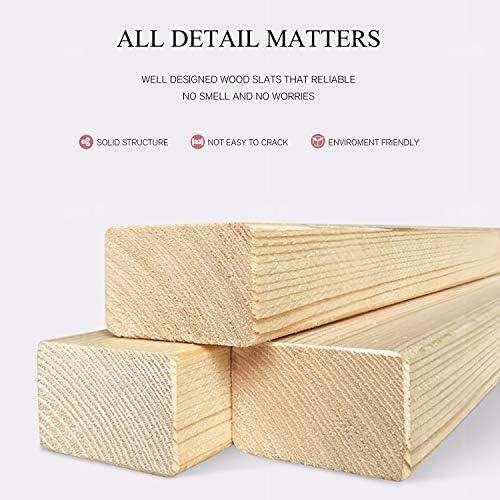 Amolife Upholstered Full Bed Frame/Deluxe Solid Modern Platform Bed/Mattress Foundation/Faux Leather Full Size Bed Frame with Adjustable Headboard and Slat Support, Black 51LDrLmUtxL