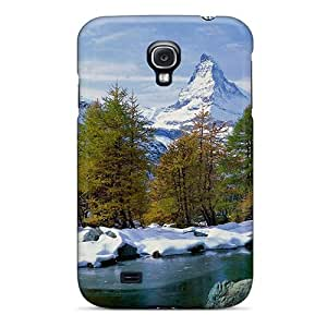 Galaxy Case - Tpu Case Protective For Galaxy S4- Winter