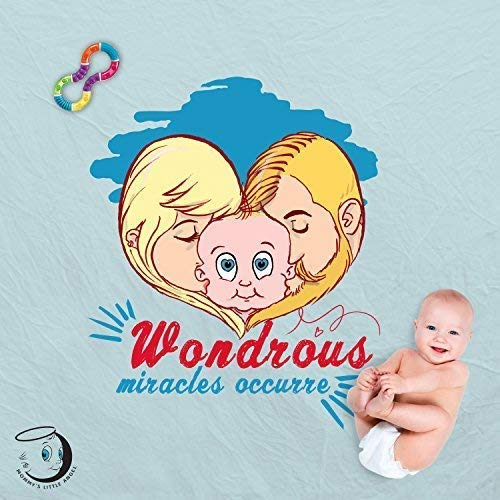 Baby Crib Blanket for Toddler - Creative Backdrop for Baby Pictures Cute for Bedding, Multi Uses Stroller Or Swaddle Blanket Unisex Design for Boys or Girls Crib Bedding 45X45 Inch -