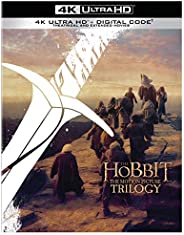 Hobbit, The: Motion Picture Trilogy (Extended & Theatrical)(4K Ultra HD + Digital) [Blu-