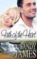 Faith of the Heart (Damaged Heroes Book 4)