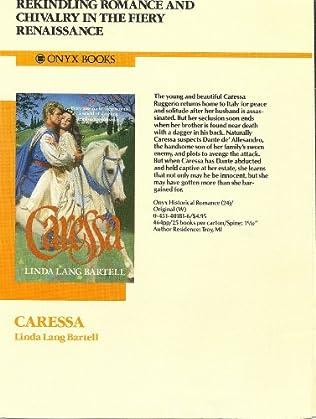 book cover of Caressa