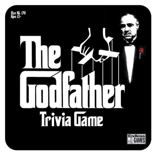 The GodFather  Trivia Game (Halloween Trivia Questions And Answers For Adults)