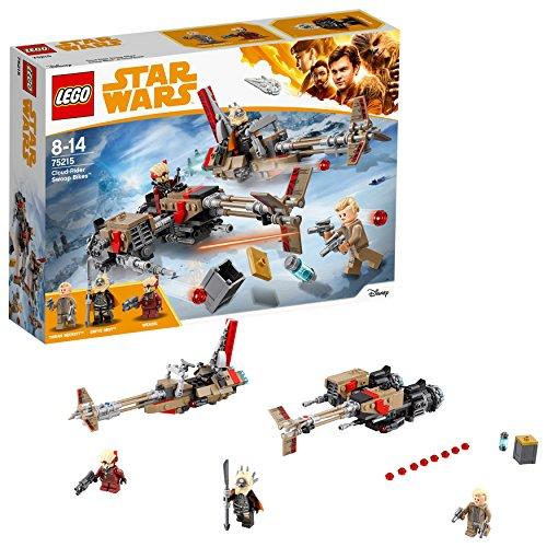 레고(LEGO)스타워즈 클라우드・라이더・《스우푸》・오토바이 75215