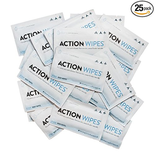 Life Elements Cleansing Action Wipes