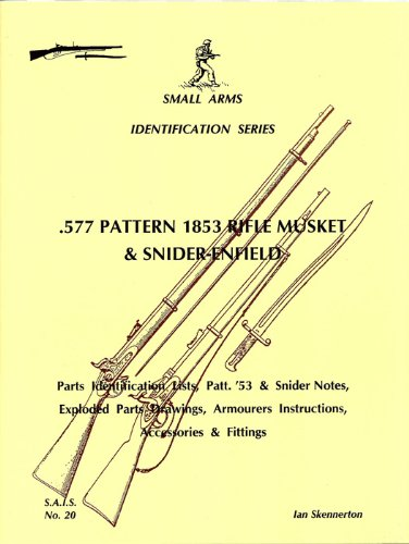 - Book: Small Arms ID by Ian Skennerton: .577 1853 Musket & Snider