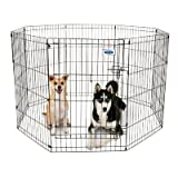 Exercise Dog Pen Size: Medium (36'' H x 24'' W)