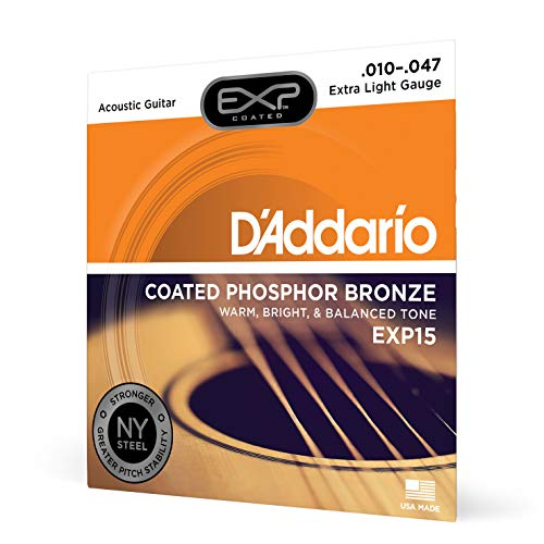 D'Addario Exp15 Coated Phosphor