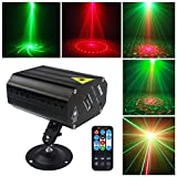 Cheap Party Lights Disco Dj Light Strobe lights Projector Effect Lights GOOLIGHT Stage Strobe Lighting with Remote Control for Bar Birthday KTV Pub Karaoke Dancing Christmas Holiday Home Party Gift