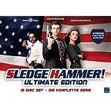 Sledge Hammer Ultimate Compilation (12er DVD Box) Limited Edition