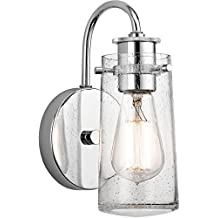 Kichler 45457CH Braelyn Wall Sconce in Chrome