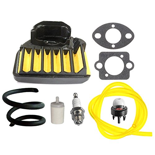Hot HIPA 537255701 Air Filter Fuel Line Tune-Up Kit for Husqvarna 455E 455 Rancher 460 461 Gas Chainsaw for sale