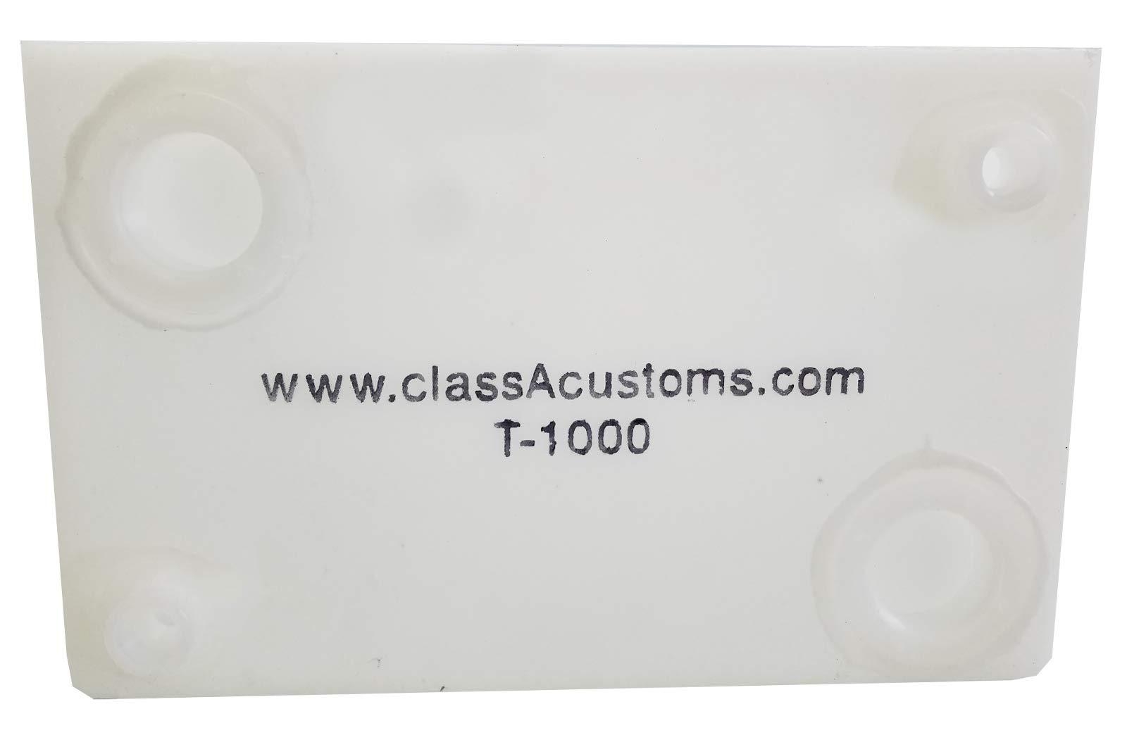 Class A Customs | T-1000 | One (1) RV Fresh Water 10 Gallon Tank, Grey Water